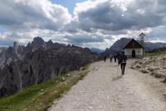 Hiking Dolomiti