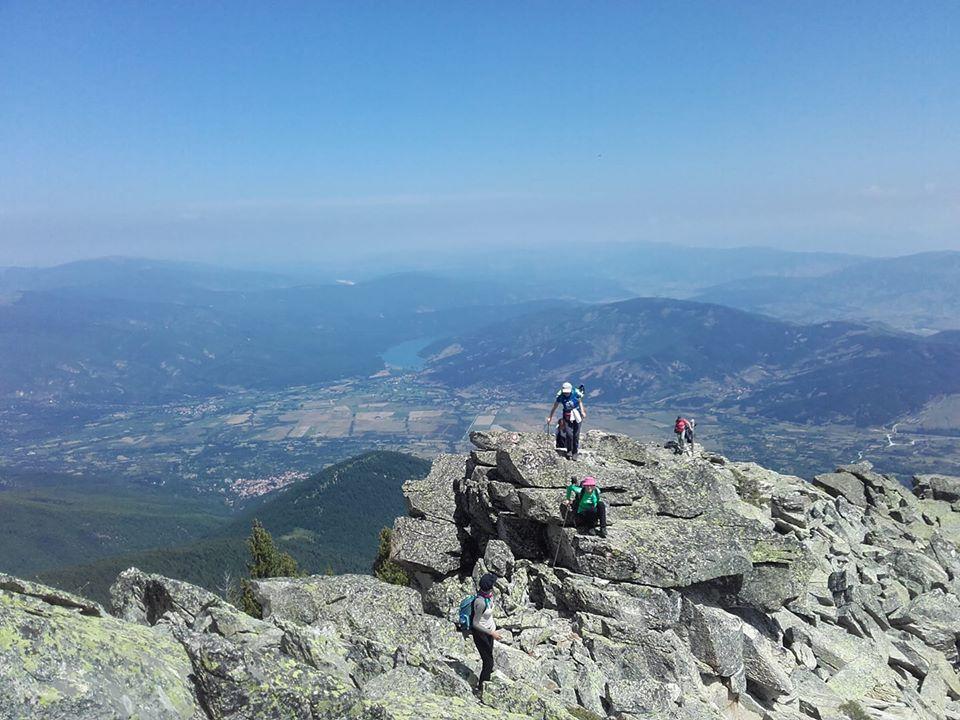 Makedonija planinarenje
