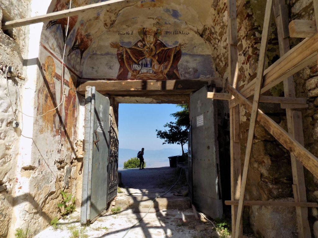 Manastir Treskavac Makedonija