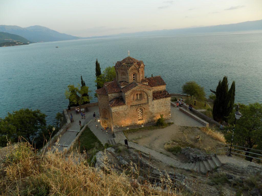 Manastir Sveti Jovan Kaneo, Ohrid