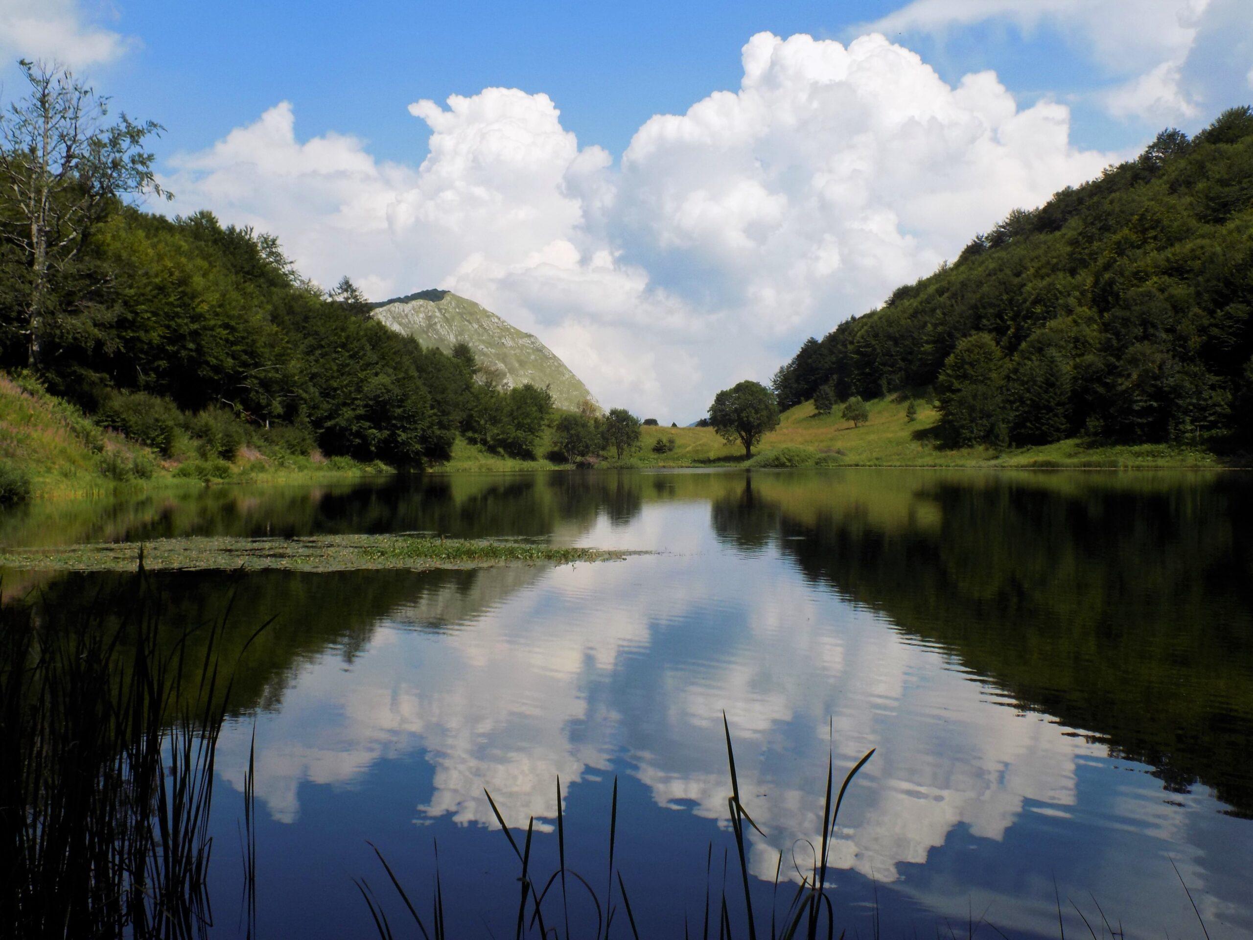 Jezero Donje Bare - Nacionalni park Sutjeska