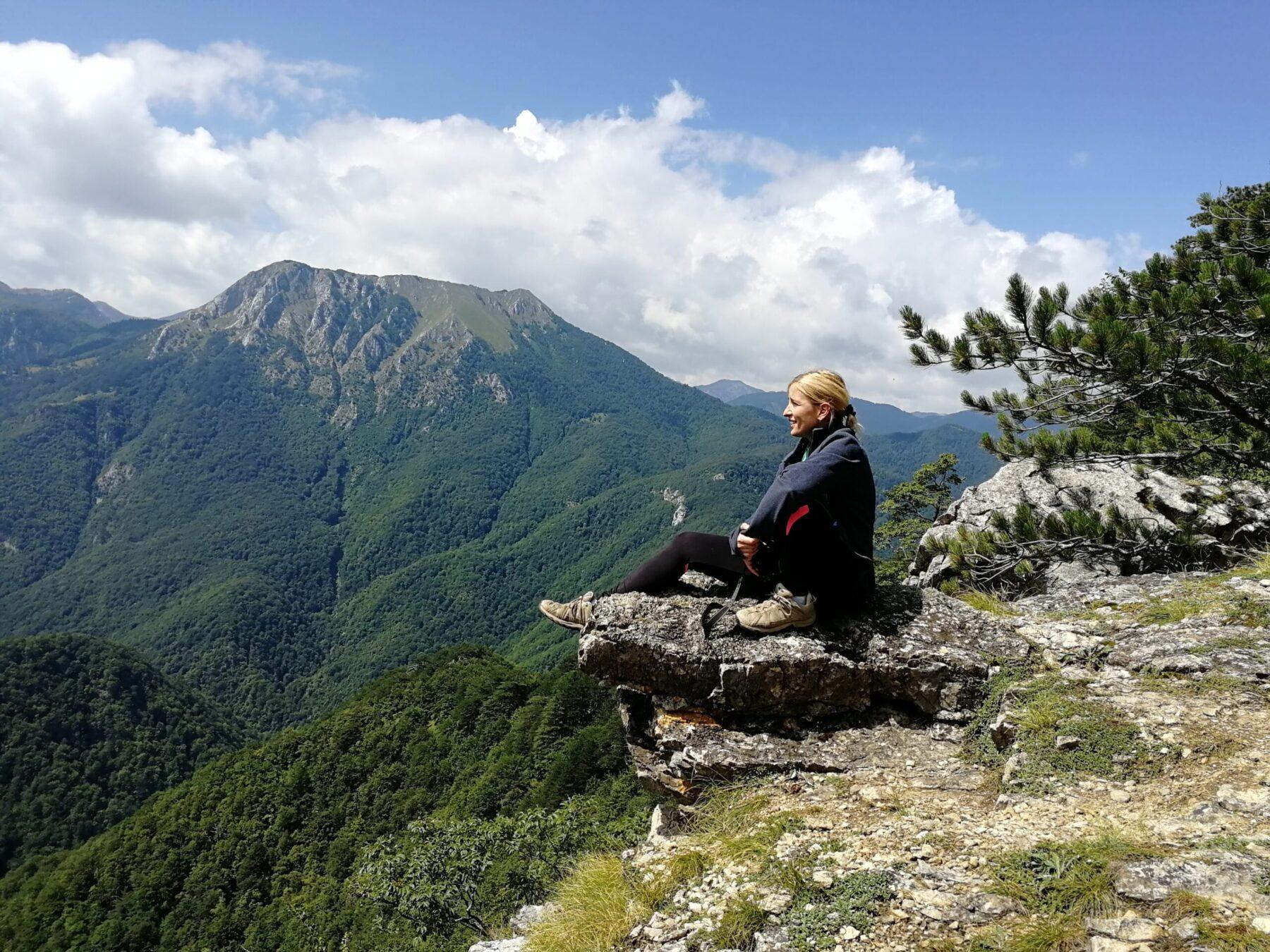 Dragoš sedlo - Nacionalni park Sutjeska