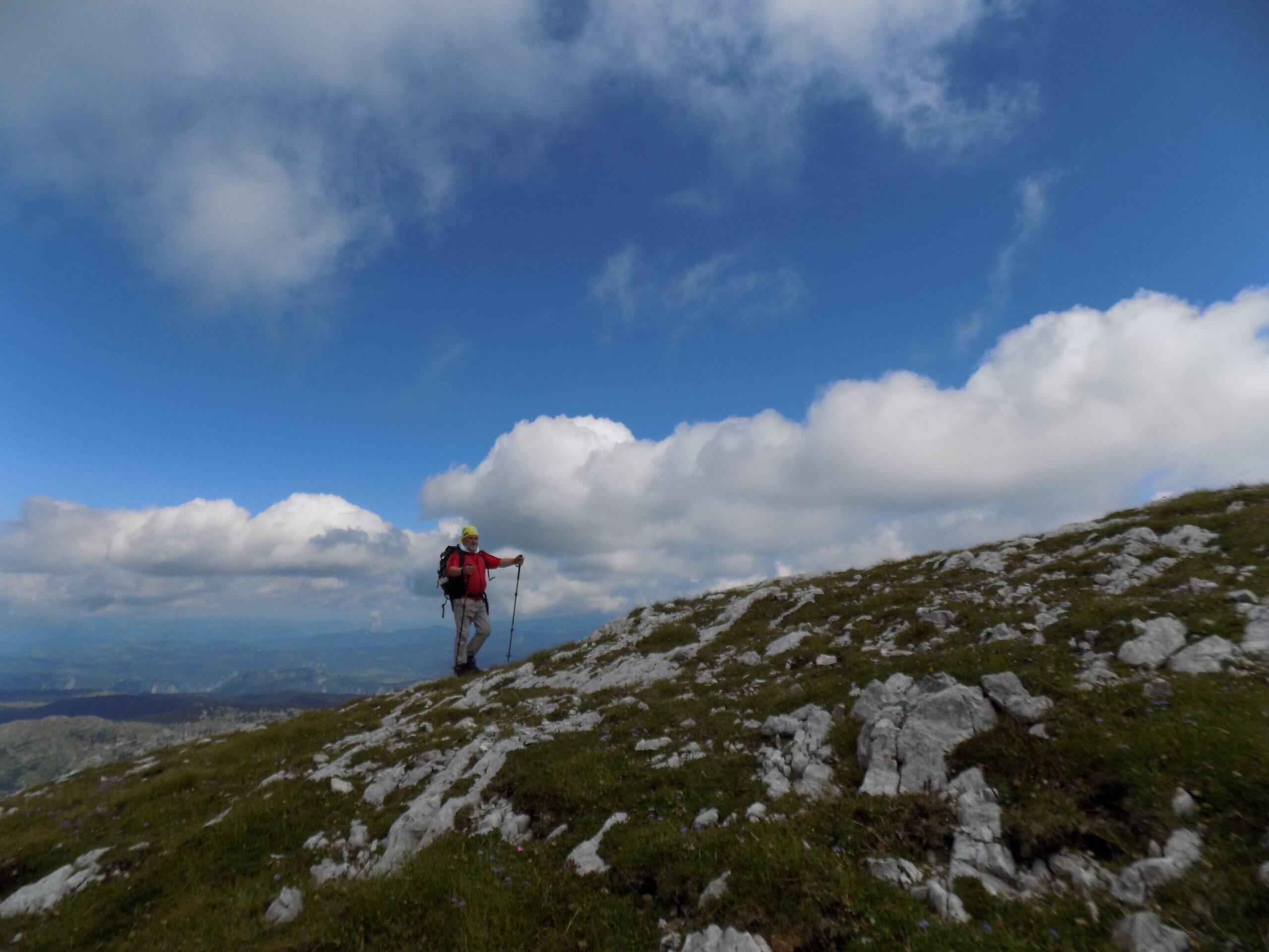 Planinar na Magliću Nacionalni park Sutjeska