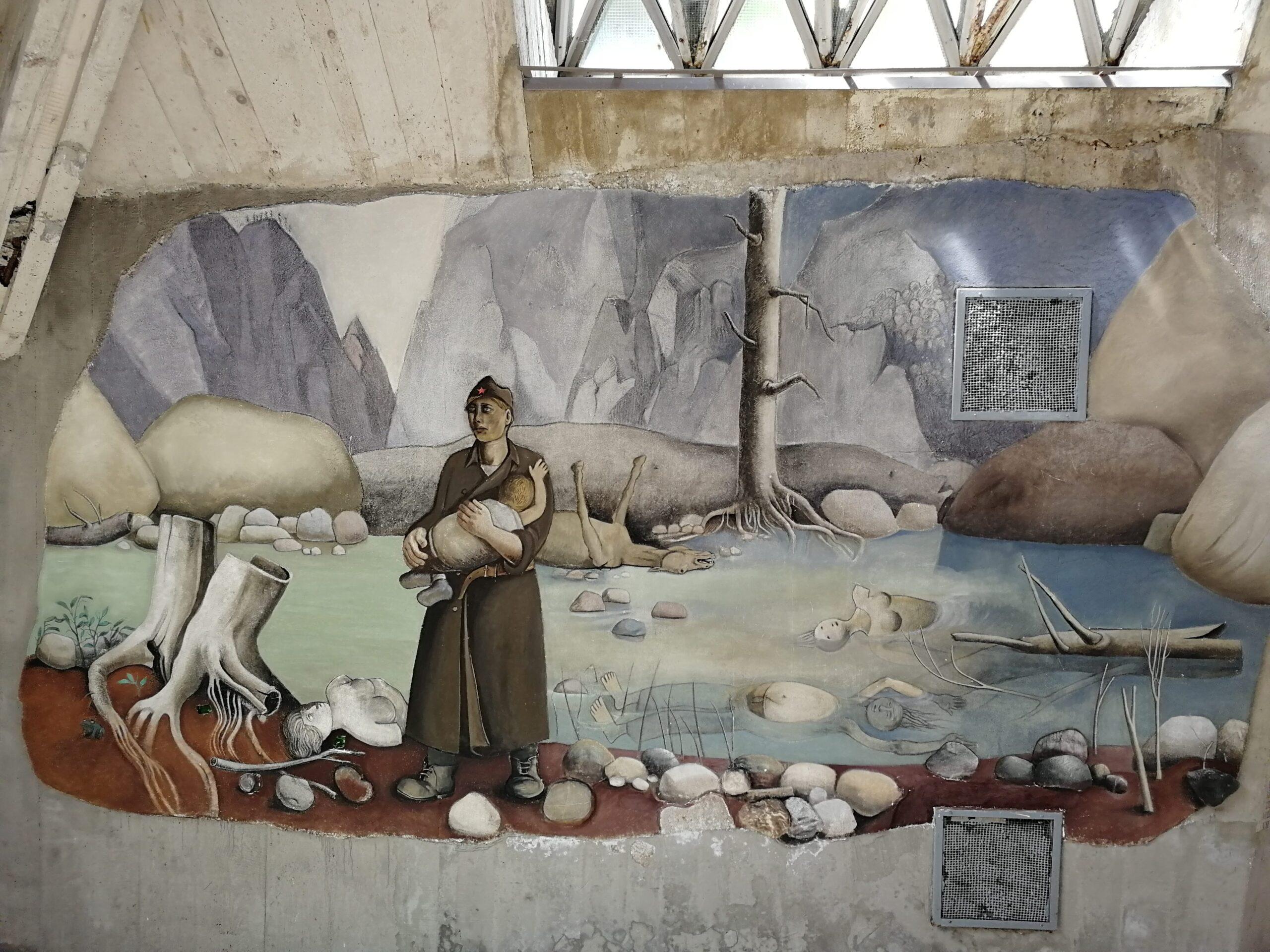 Spomen-kuća (Memorijalni kompleks Tjentište)